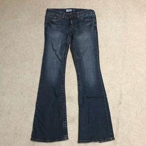 Aeropostale dark wash jeans size 5/6